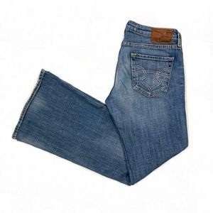 Big Star Remy Low Rise Flare Jeans